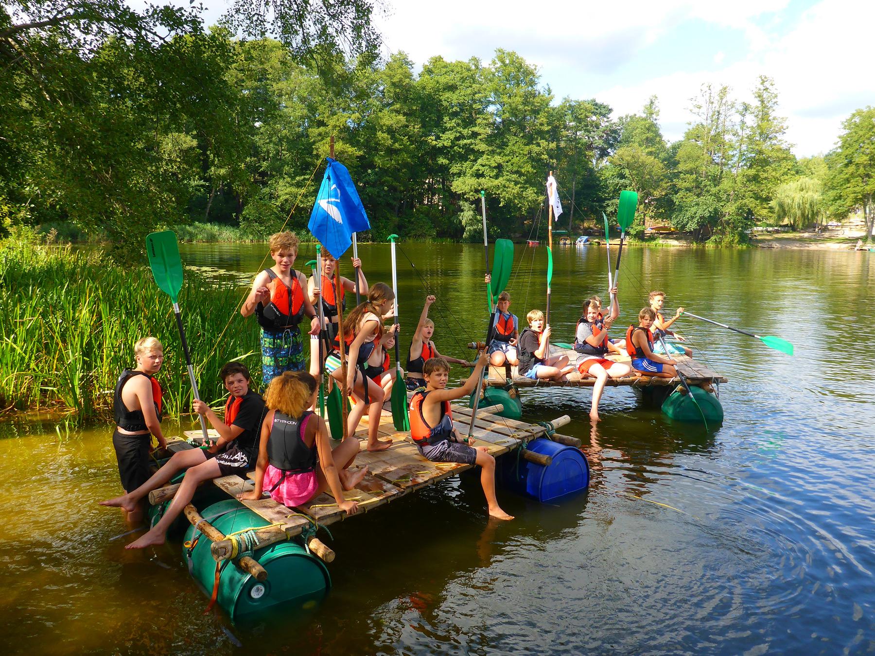 Klassenfahrt mit Natur Aktiv