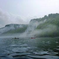 Seekajak Rügen - Kreidefelsen - outdoorVAGABUNDEN