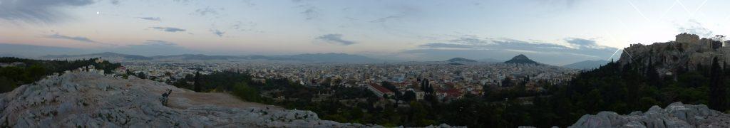 Griechenland - Athen Attika - outdoorVAGABUNDEN