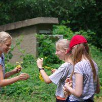 Klassenfahrt Natur entdecken Freude schenken