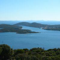 Seekajak Koratien Insel Ilovik