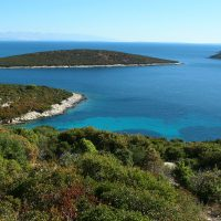 Seekajak Koratien Inselwelt Kvarner Bucht