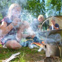 outdoorkochen Klassenfahrten Abenteuerklassenfahrt