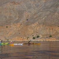 Seekajak Kreta Seekajakreise geführe Paddeltour
