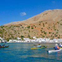 Seekajak Kreta