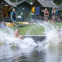 Familien-Kanu-Tour geführte Kanutour Spreewald Unterspreewald