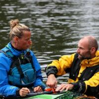 Aufbau Kurs Rettungstechniken outdoorvagabunden