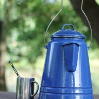 Kaffeepause bei der Kanutour - outdoorVAGABUNDEN
